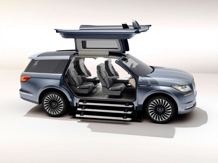 lincoln navigator concept is a yacht inspired luxury suv httpwww