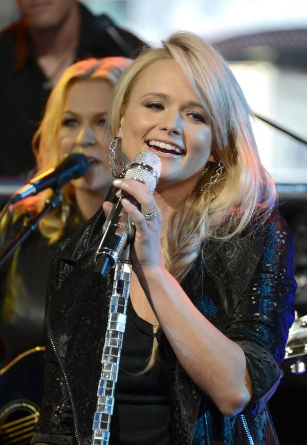 "Check out Miranda Lambert performing her new single ""Automatic!"" Watch here: http://abcn.ws/1otj98e"