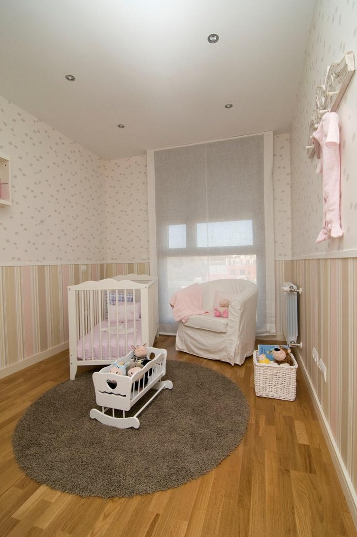 Los más pequeños de la casa también tienen su dormitorio con una #decoración muy especial