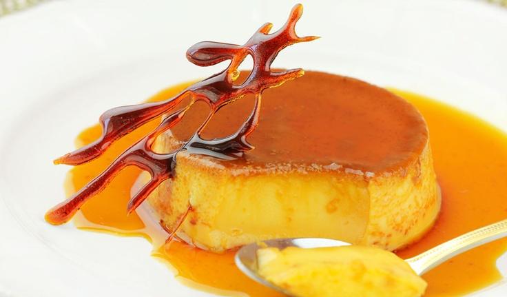 creme caramel... #food http://www.venetoesapori.it/it/protagonista/ristorante-dall'amelia