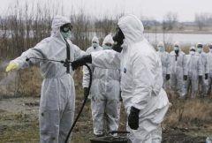 岐阜県内の養鶏場で高病原性鳥インフルエンザが発生したことを受け岐阜県恵那市で鳥インフルの防疫対策本部が設置されました  寒い日も続きますので皆さん十分に注意しましょう tags[岐阜県]