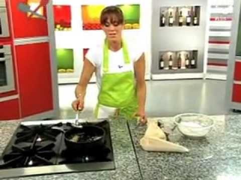dulces secretos - churro relleno de manjarblanco - 2/3 - YouTube