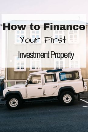 Are you thinking about jumping into real estate investing? Here are some great ways to go about financing your first investment property. http://frametofreedom.com/how-to-finance-investment-property/