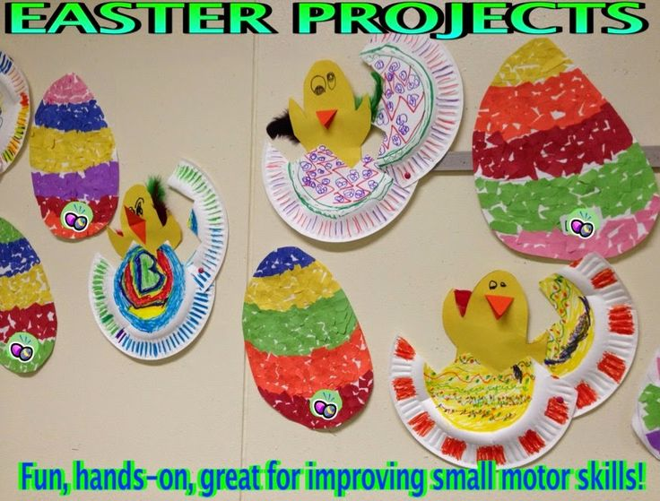 Easter Crafts For Kindergarten On Pinterest