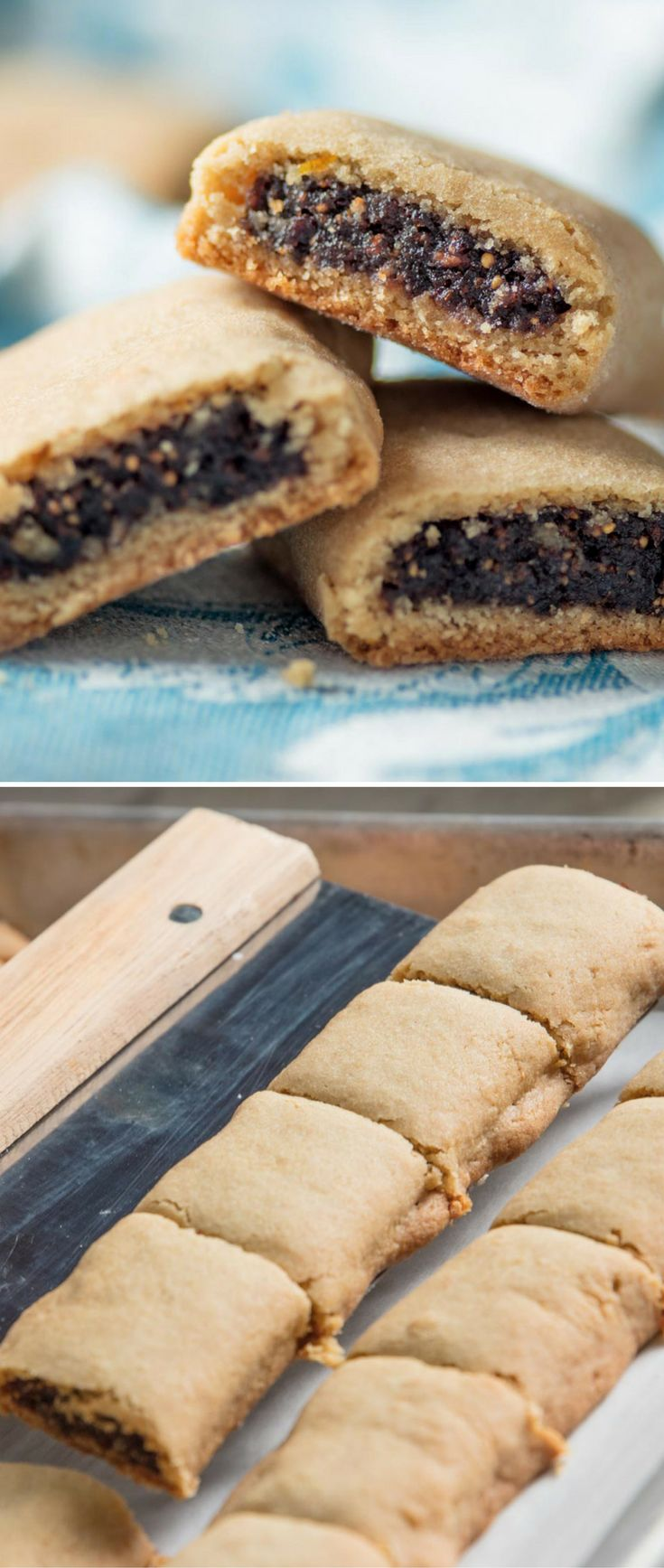 In the end, these cookies come together with a flavor remarkably like the original, with a freshness that can't be beat. They're tender, soft, and cakey, with a gentle hint of cinnamon and orange to play up the concentrated fruitiness of dried Mission figs.