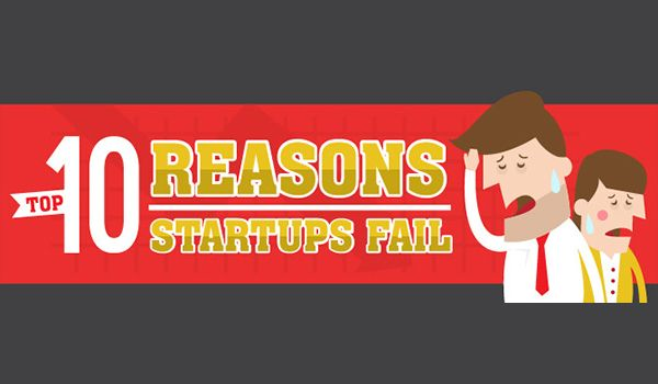 The Top 10 Reasons Startup Businesses Like Yours Fail | Red Website Design Blog