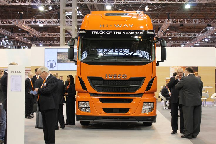 """Iveco """"Hi-Way"""" Truck of the Year 2013"""