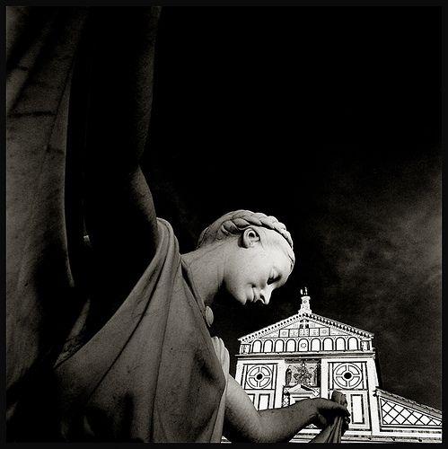 Firenze in una foto di Augusto De Luca. #TuscanyAgriturismoGiratola