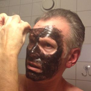 Ormskinn!  Recension av Rodial Glamoxy Snake Mask