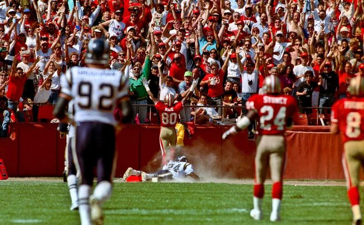 """49ers vs. Chargers All-time  """"Touchdown 49ers!!"""""""
