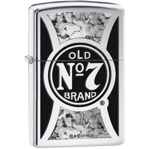Zippo Jack Daniels Old No. 7 Lighter