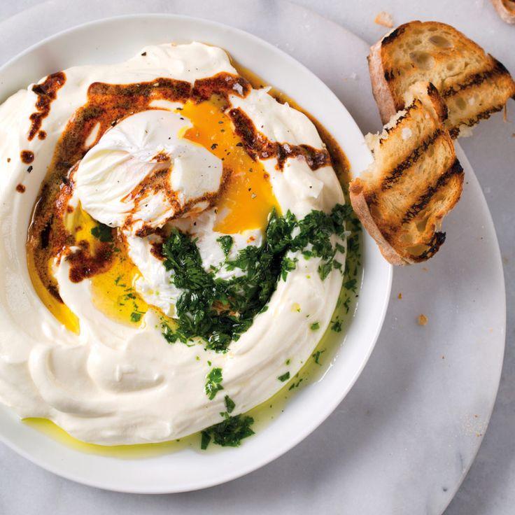 Turkish eggs - MyKitchen