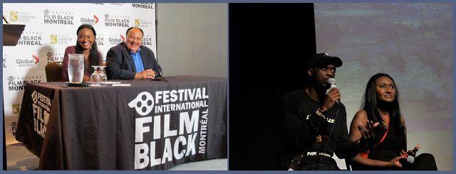 The Lena Ghio Paradox/Le Paradoxe Lena Ghio: The 11th International Black Film Festival Opening Night