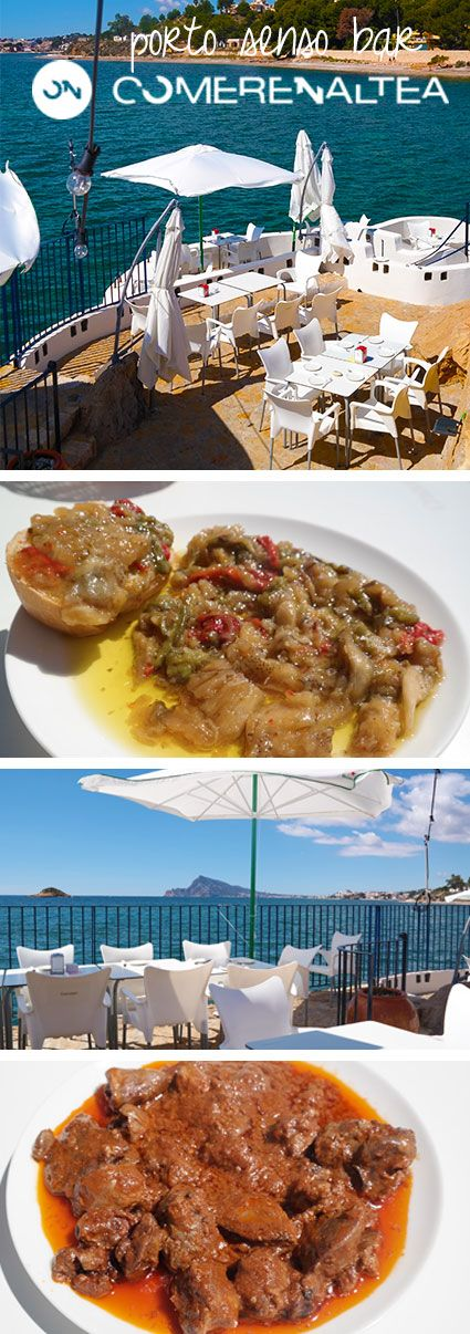 Un imprescindible en época veraniega | Porto Senso Bar | Otras zonas | #Altea #restaurante #tapas #mediterraneo #comer_en_altea