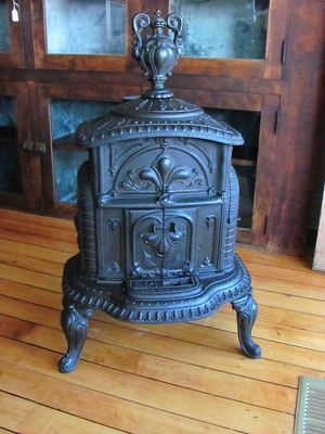 32 Best Images About Antique Wood Burning Stoves On
