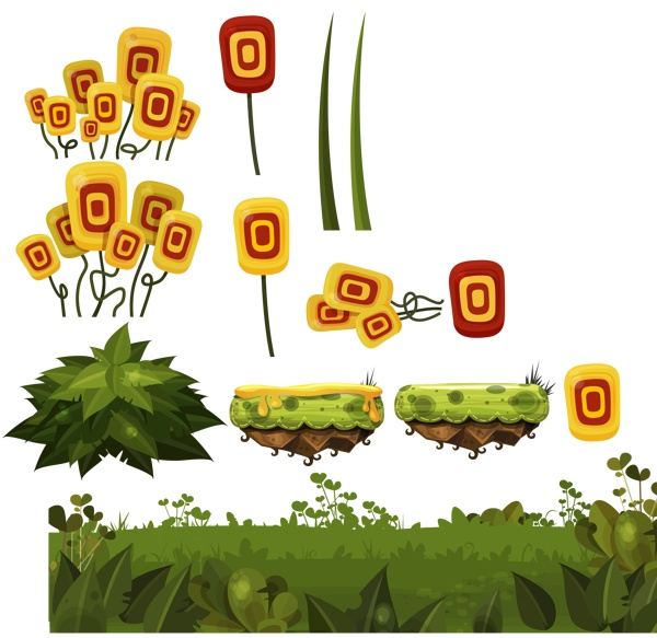 THE MOONIACS  - 2012 Mobile Game - Bad Juju Games by Valder , via Behance