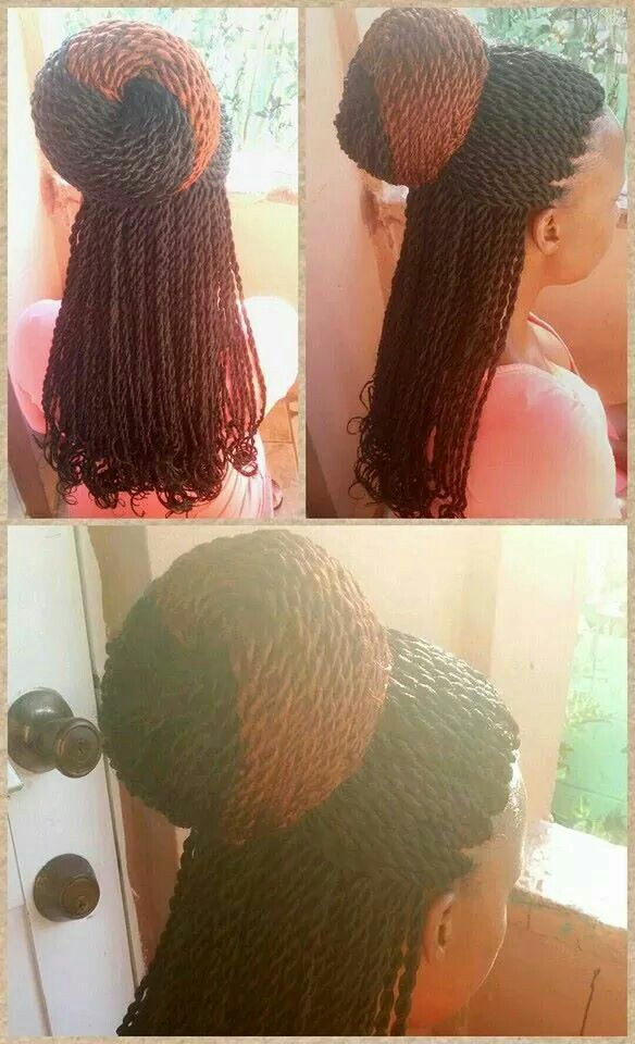 Crochet Braids By Blessed : Crochet braids Projects to Try Pinterest