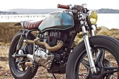 Sexta Insana: CB 400 by Inglorious Motorcycles