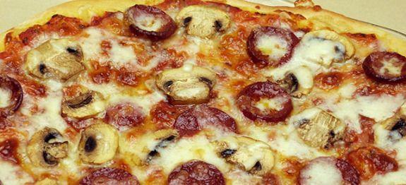 Gerçek İtalyan Pizza Tarifi -Ev Yemeği Tarifleri