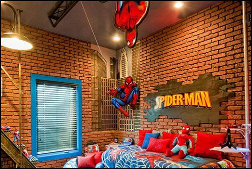 bedroom ideas batman spiderman superman decor superman phone