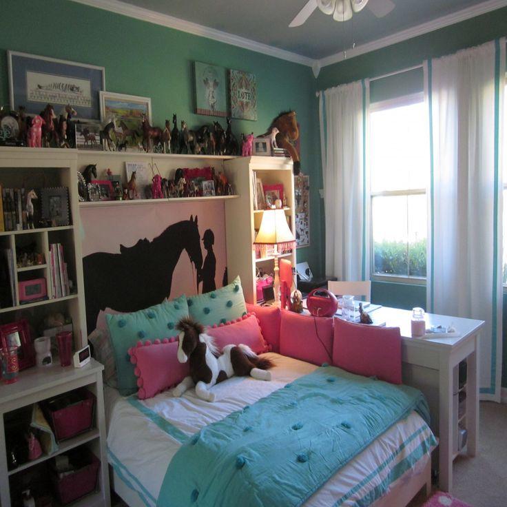 Best 25+ Girls Horse Bedrooms Ideas On Pinterest