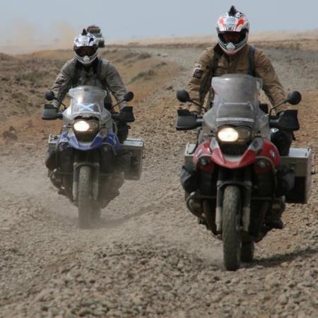 BMW adventure bikes are a blast!