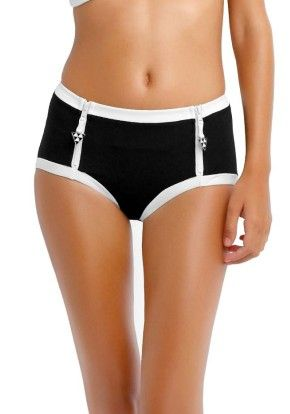 Seafolly Block Party High Waisted Pant