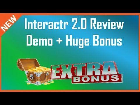 Interactr 2.0 Review | Interactr 2.0 Bonus And Demo - YouTube
