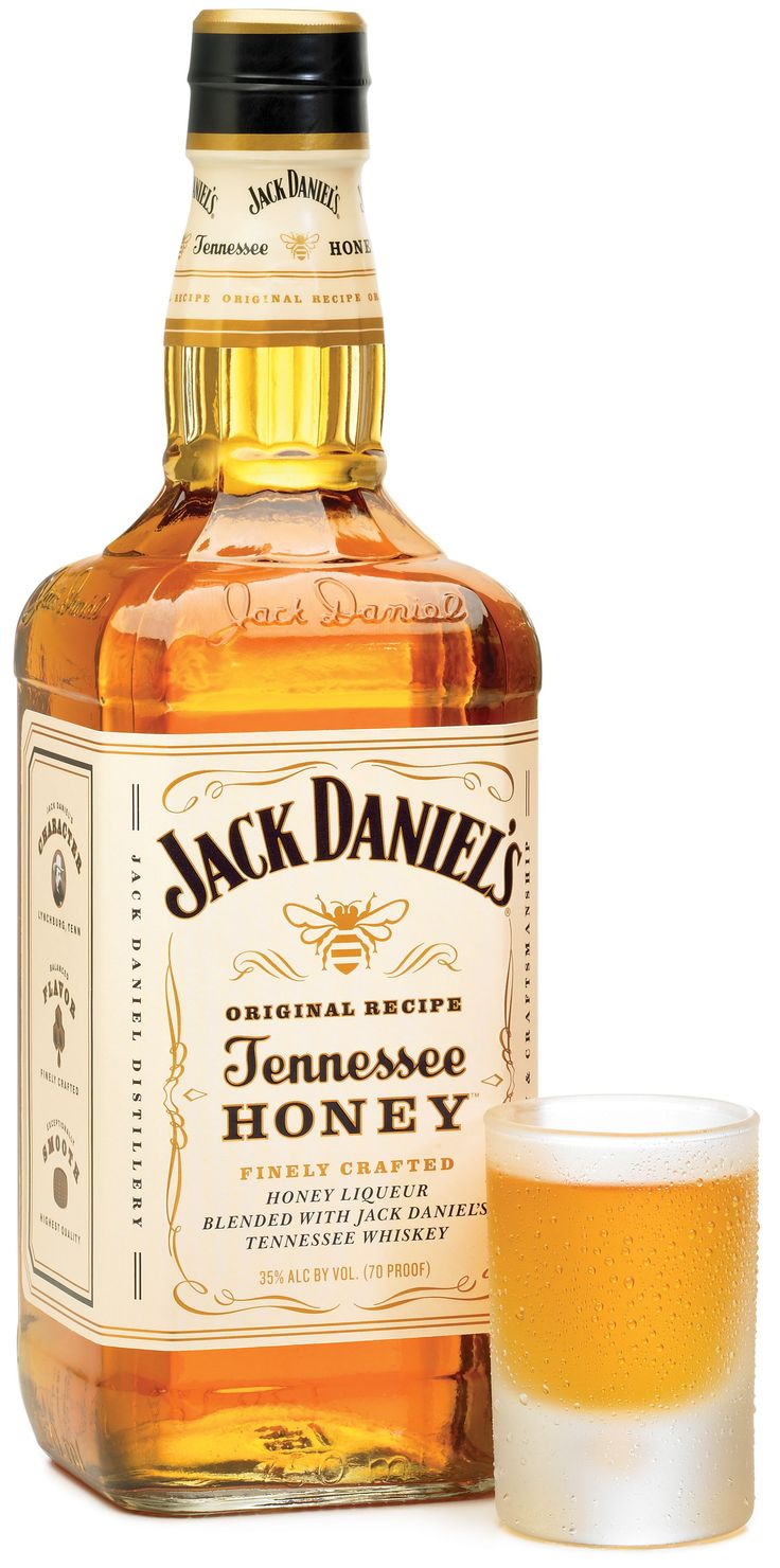 Jack Daniel's Tennessee Honey - Not too big on alcohol but I'd never say no to JD honey.