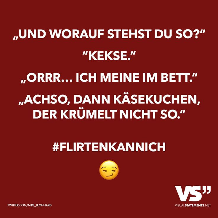 Flirten kann ich video