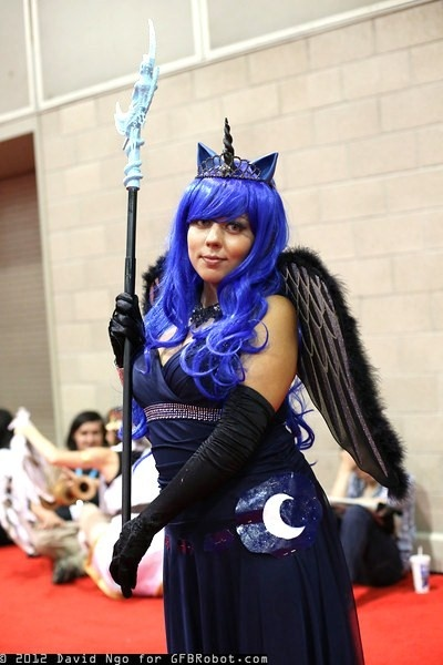 Princess Luna! My next cosplay? Thinking about it! :D