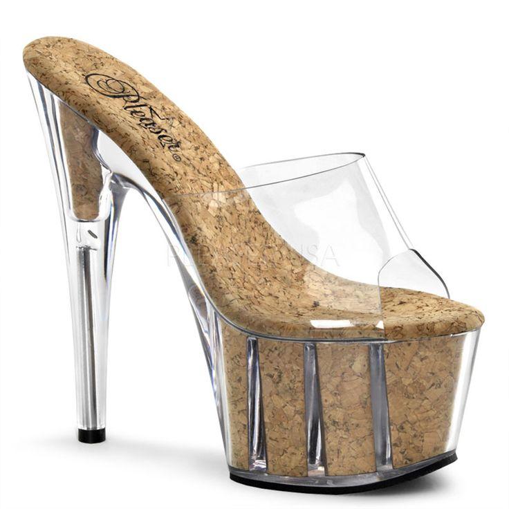 SEXY BOTY SKLADEM | sexy obuv adore-701CK (35) | SEXY BOTY PLEASER, vysoké podpatky, kozačky, sexy obuv..