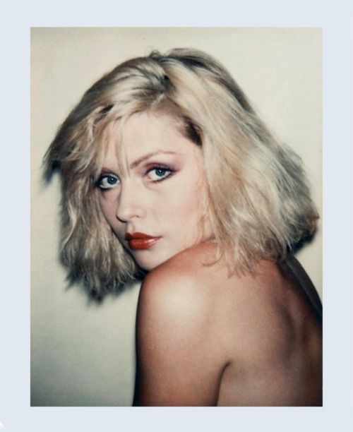 Debbie Harry by Andy Warhol 5