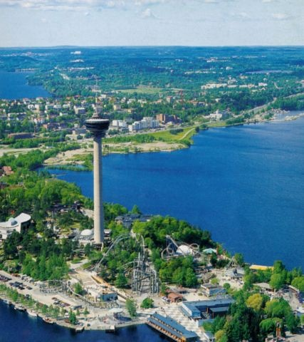 Tampere - hometown