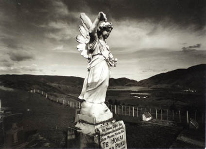 Laurence Aberhart favourite photographer of all time - especially his graveyard stuff