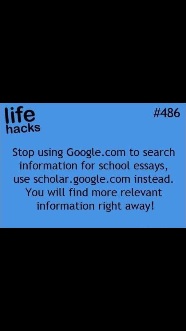 Stop using google!
