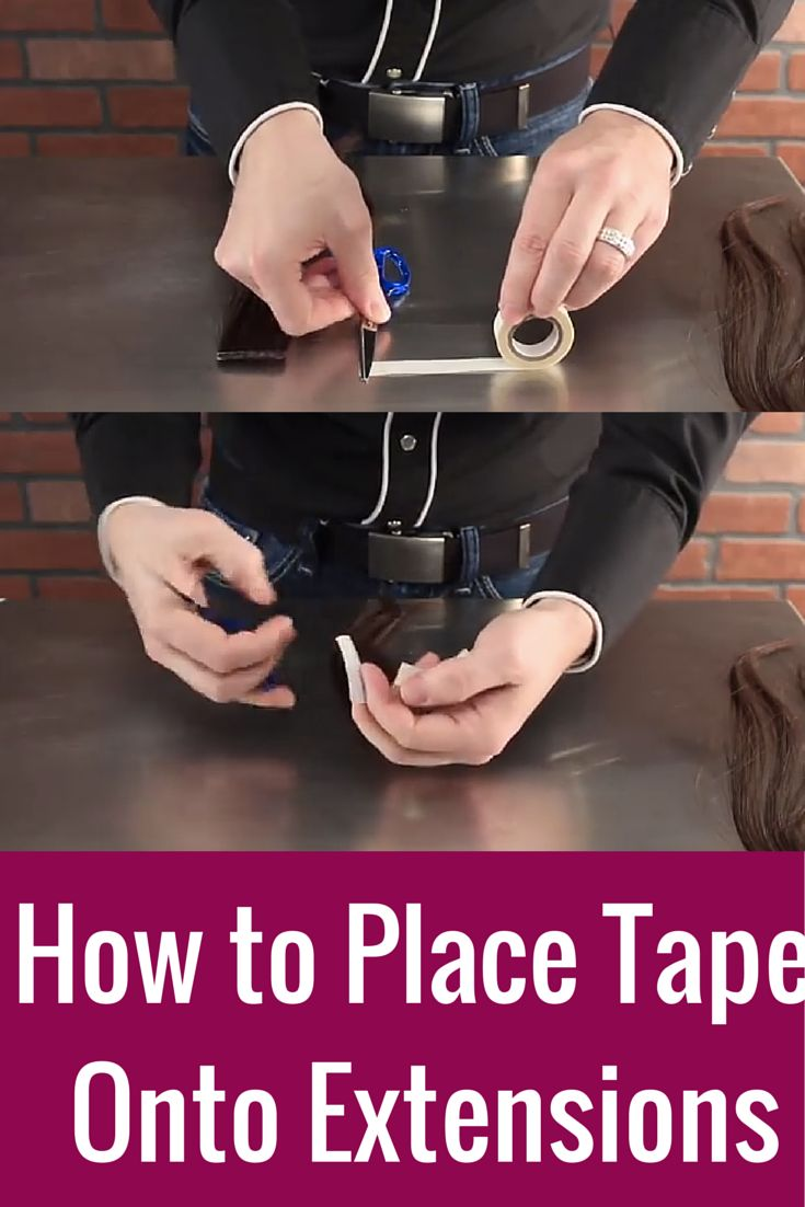 Best 25 tape in extensions ideas on pinterest tape hair how to install tape in extensions pmusecretfo Image collections