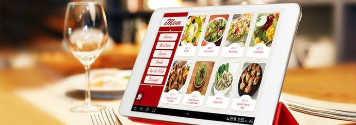 #MobileMenu is designed for support the centralization system. The information can #updatable from the server at #Restaurant.. #Unlimited version can be maintained.