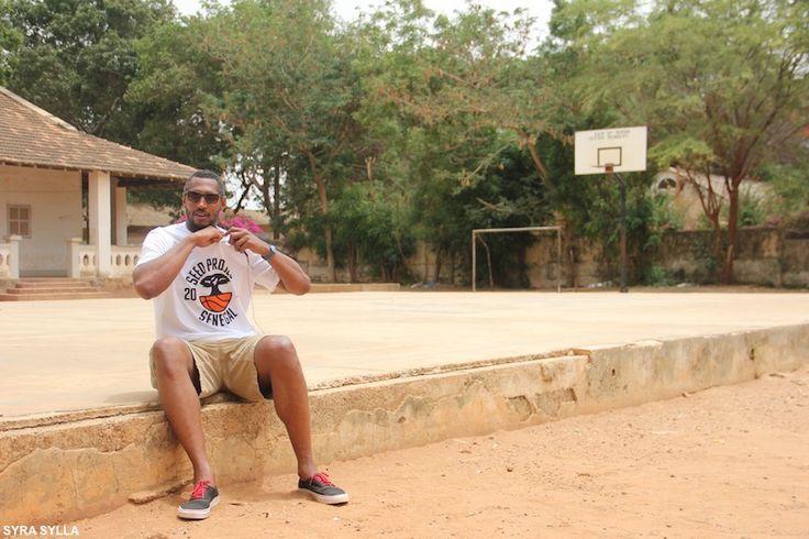 Avant de remettre son bleu de travail pour la préparation de l'Eurobasket avec l'Equipe de France, Boris Diaw a fait escale au Sénégal. A Thiès plus exactement où il a rencontré les élèves de la SEED Academy, école dans laquelle il a récemment investi.