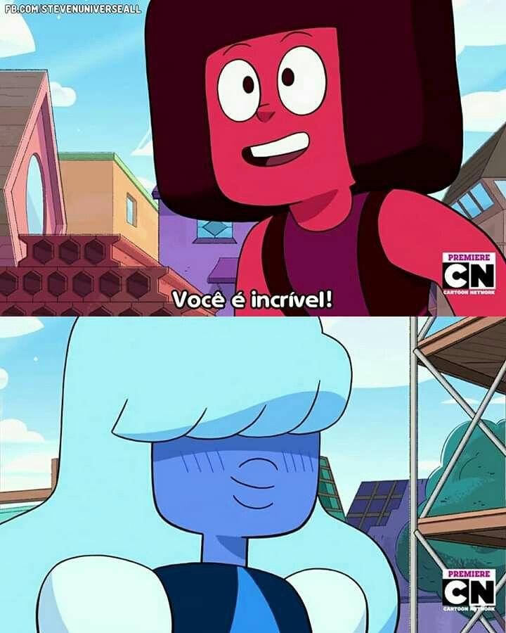 Ruby And Sapphire Steven Universe Rubi E Safira Steven Universe Rubi
