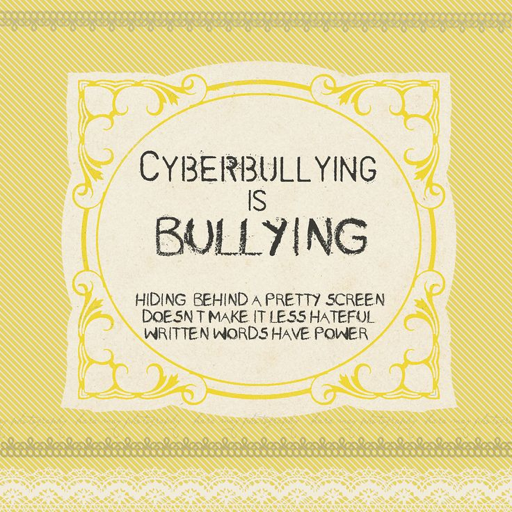 Cyberbullying Quotes: 64 Best Cyber Bullying Images On Pinterest