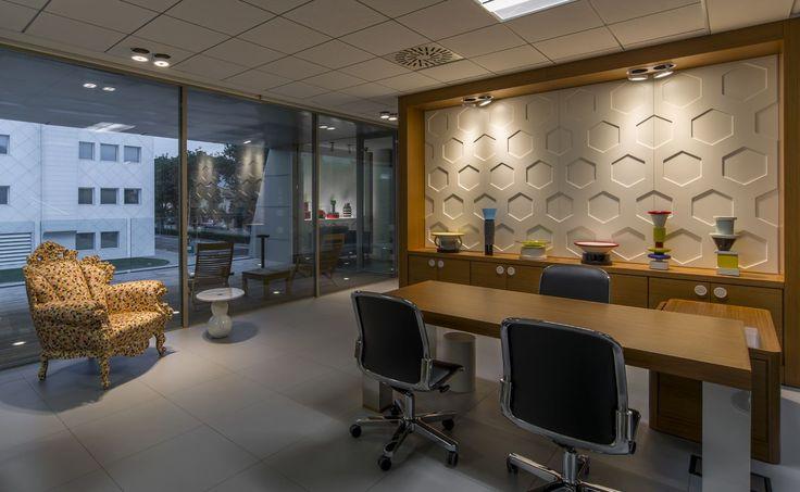Banca Di Pisa, New Headquarters - Picture gallery