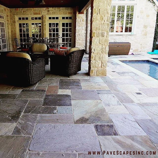 Did you know that PaveScapes also offers Natural Stone products?  Natural Stone is durable, fade-resistant and longer lasting. #pavers #buildingdreams #OC #driveways #concrete #socal #architecture #remodel #patio #gazebo