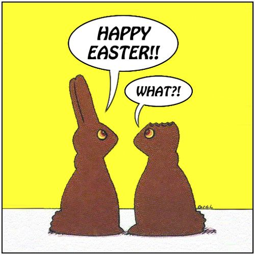 Happy Easter everyone!! xx