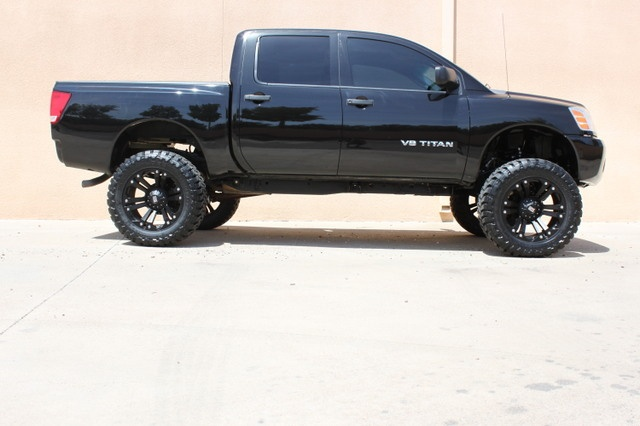 """Image detail for -Anyone have a pic of a 3"""" body lift? - Nissan Titan Forum"""