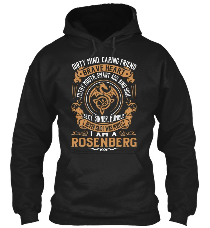 ROSENBERG - Name Shirts #Rosenberg