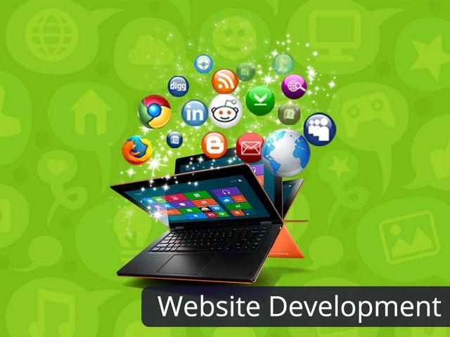 Website design and development company in India