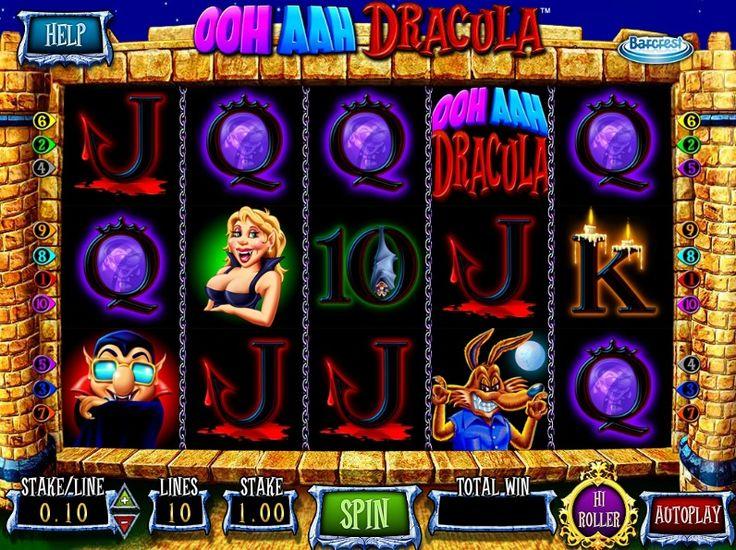 ooh aah dracula spielautomat