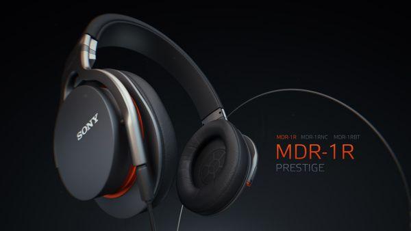 Sony MDR by Andrew Serkin, via Behance