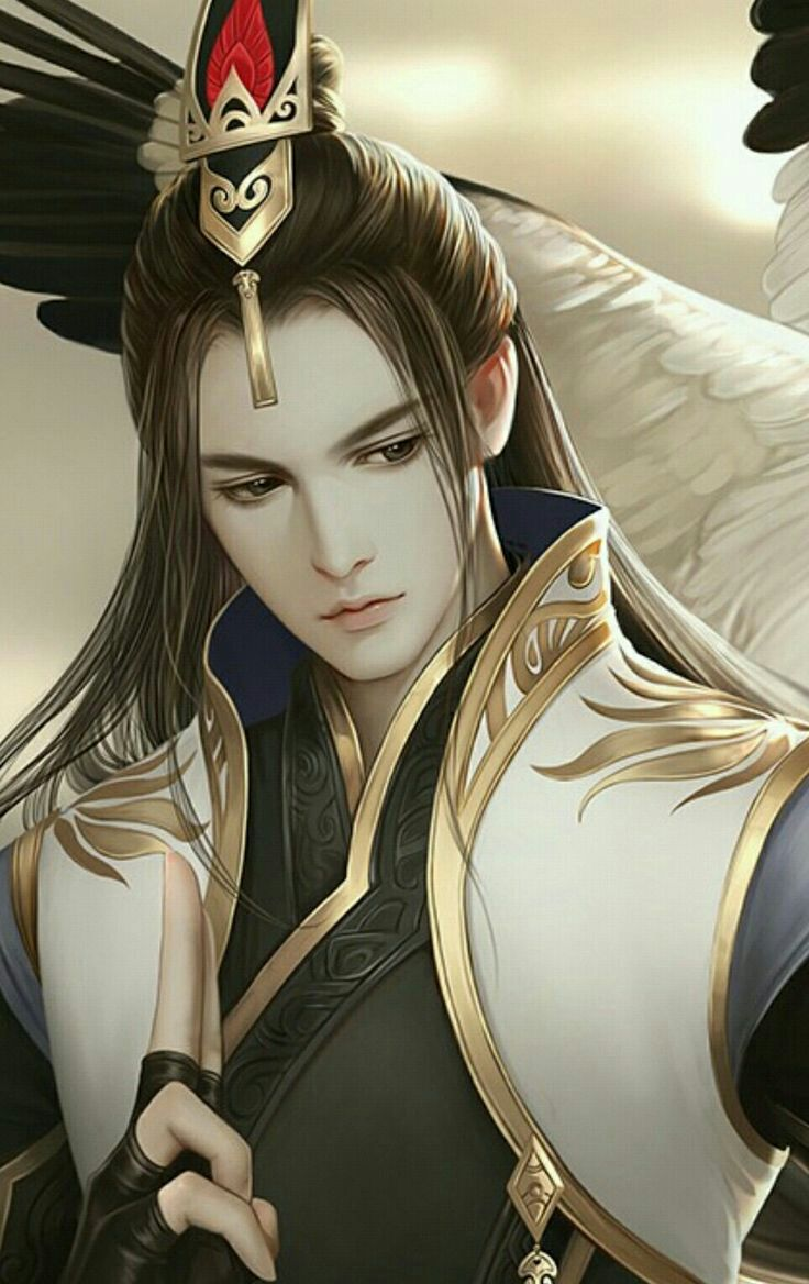 Emperor S Cute Empress Completed Fantasy Art Men Anime Guys
